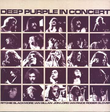 Deep Purple: In Concert