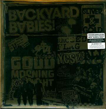 Backyard Babies: Sliver & Gold