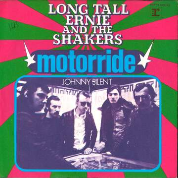 Long Tall Ernie And The Shakers: Motorride