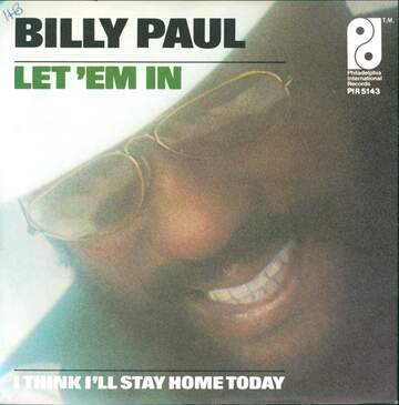 Billy Paul: Let 'Em In