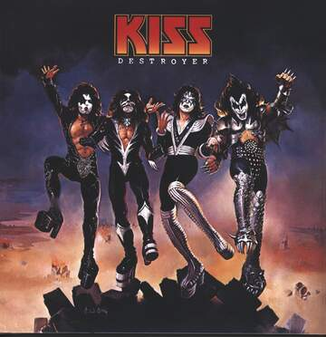 Kiss: Destroyer