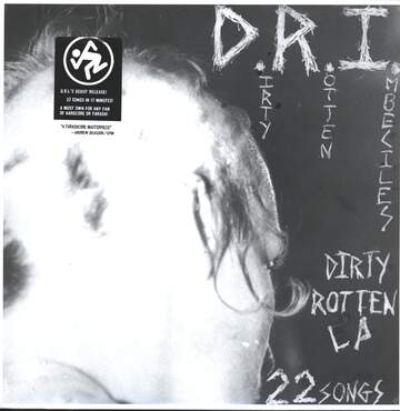 Dirty Rotten Imbeciles: Dirty Rotten LP