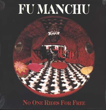 Fu Manchu: No One Rides For Free