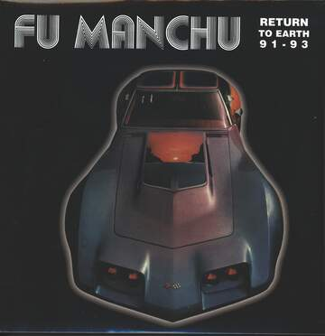 Fu Manchu: Return To Earth 91 - 93