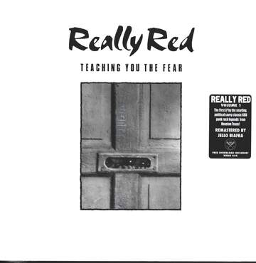 Really Red: Teaching You The Fear