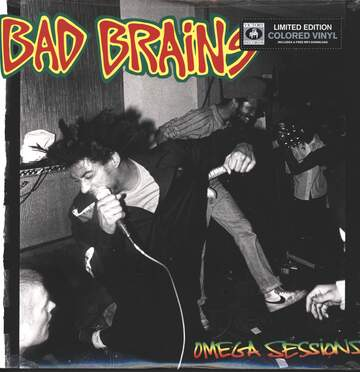 Bad Brains: Omega Sessions