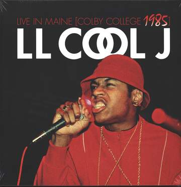 Ll Cool J: Live In Maine (Colby College 1985)