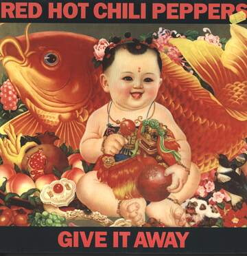 Red Hot Chili Peppers: Give It Away