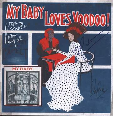My Baby: Loves Voodoo!