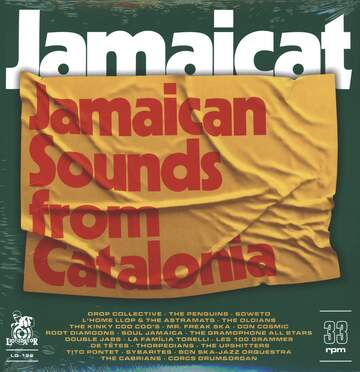 Various: Jamaicat - Jamaican Sounds From Catalonia