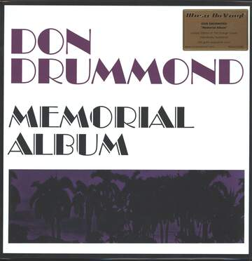 Don Drummond: Memorial Album