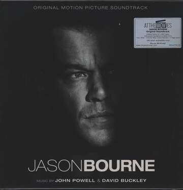 John Powell / David Buckley: Jason Bourne (Original Motion Picture Soundtrack)