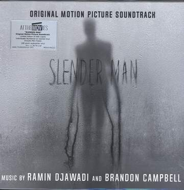 Ramin Djawadi / Brandon Campbell: Slender Man (Original Motion Picture Soundtrack)