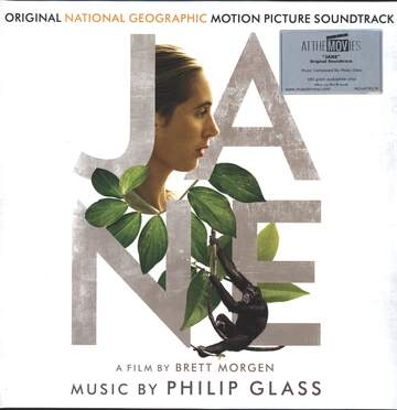 Philip Glass: Jane (Original Motion Picture Soundtrack)