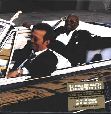 Eric Clapton / B.B. King: Riding With The King