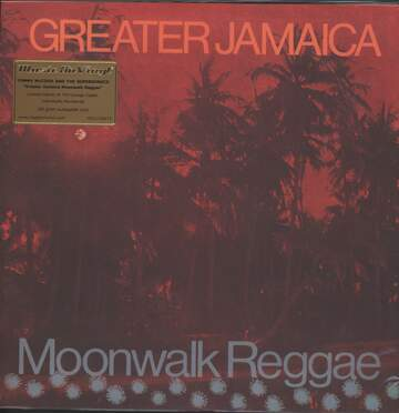 Tommy McCook & The Supersonics: Greater Jamaica Moonwalk Reggae