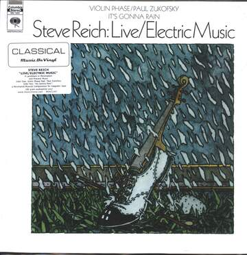 Steve Reich: Live / Electric Music
