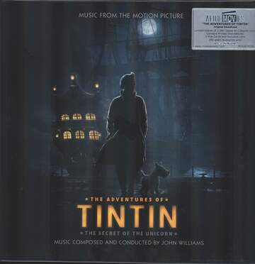 John Williams: The Adventures Of Tintin (The Secret Of The Unicorn) (Music From The Motion Picture)