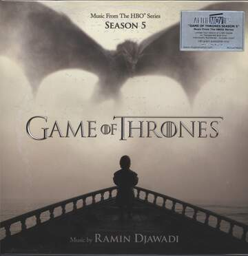 Ramin Djawadi: Game Of Thrones (Music From The HBO Series) Season 5