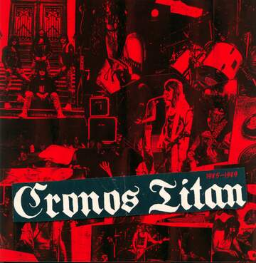 Cronos Titan: The Demo Collection 1985-1989