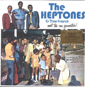 Various: The Heptones & Their Friends - Meet The Now Generation!