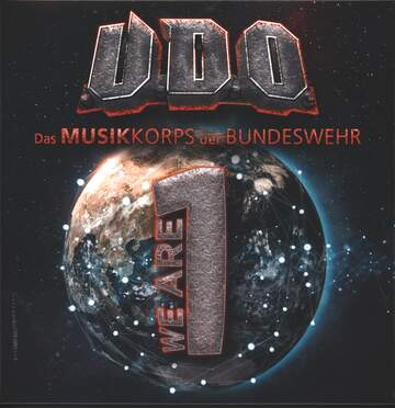 U.D.O.: We Are One