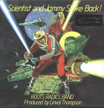 Scientist / Prince Jammy: Scientist And Jammy Strike Back!