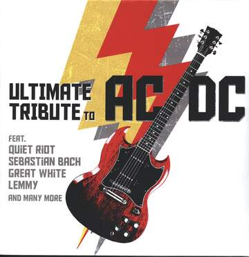Various: Ultimate Tribute To AC/DC