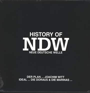 Various: History Of NDW (Neue Deutsche Welle)