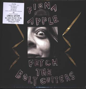 Fiona Apple: Fetch The Bolt Cutters