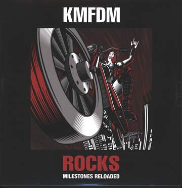Kmfdm: Rocks (Milestones Reloaded)