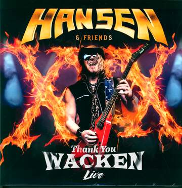 Hansen & Friends: Thank You Wacken Live