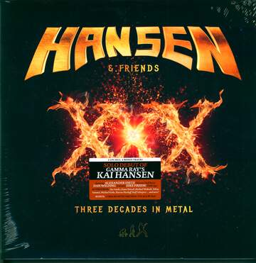 Hansen & Friends: XXX (Three Decades In Metal)