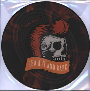 Various: Rockabilly - Red Hot And Rare