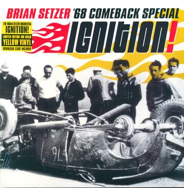 Brian Setzer / '68 Comeback Special: Ignition