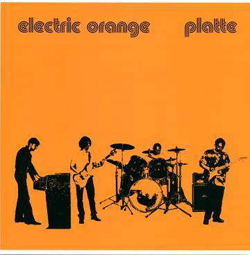 Electric Orange: Platte / Fleischwerk