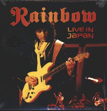 Rainbow: Live In Japan