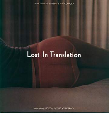 Various: Lost In Translation (Music From The Motion Picture Soundtrack)