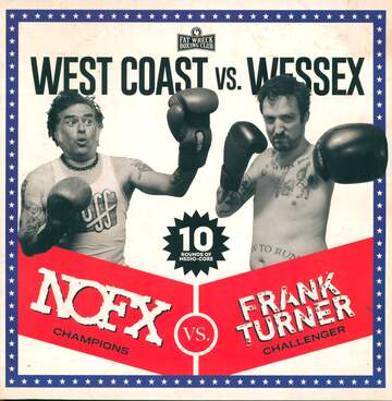 NOFX / Frank Turner: West Coast Vs. Wessex