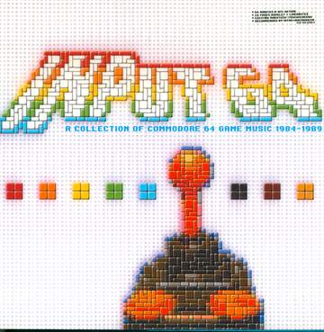 Various: Input 64: A Collection Of Commodore 64 Game Music 1984-1989