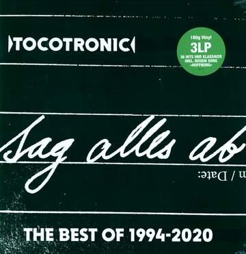 Tocotronic: Sag Alles Ab-Best Of 1994-2020