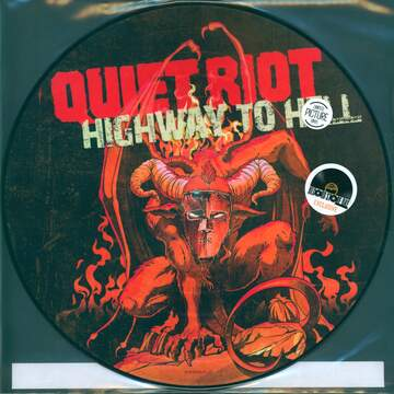 Quiet Riot: Highway To Hell RSD2020