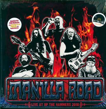 Manilla Road: Live At Up The Hammers 2018