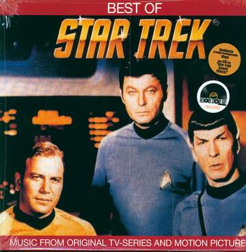 Various: Best of Star Trek