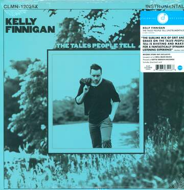 Kelly Finnigan: The Tales People Tell (Instrumentals)
