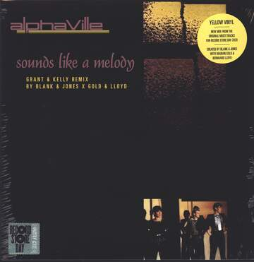 Alphaville: Sounds Like A Melody