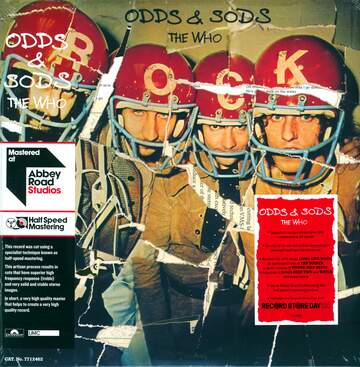 The Who: Odds & Sods