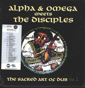 Alpha Omega / The Disciples: The Sacred Art Of Dub Vol 2