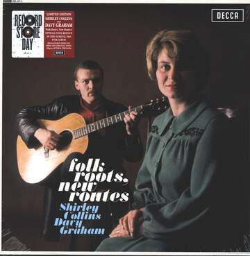 Shirley Collins / Davy Graham: Folk Roots, New Roots