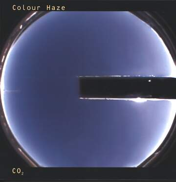 Colour Haze: CO₂